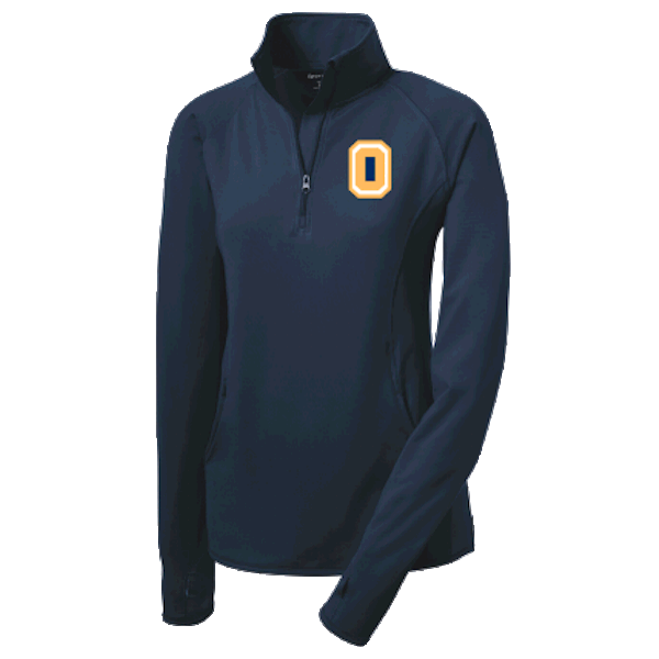 Ladies Navy Pullover
